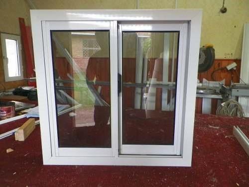 Ventana Aluminio Estandar 1.00 x 1.00
