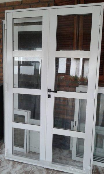 Puerta Ventana Vidrio Repartido