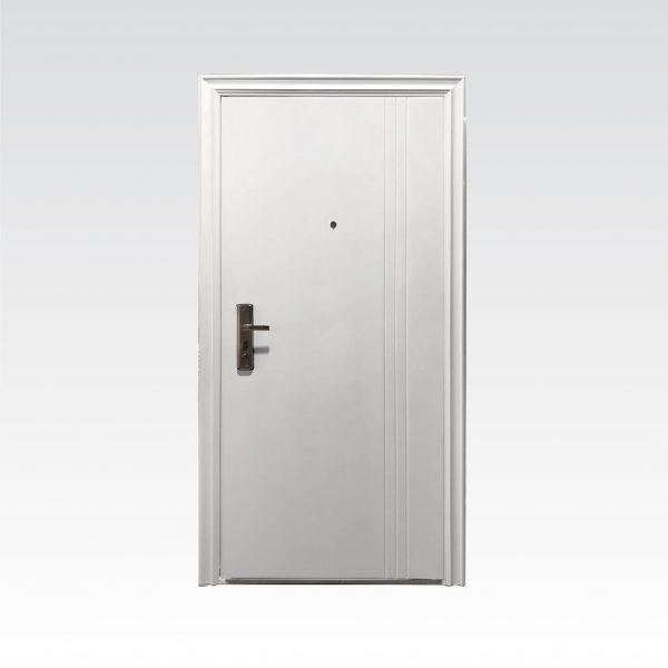 Puerta de seguridad de ingreso